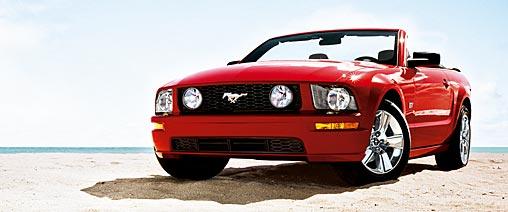 Ford Mustang GT 2007 Diseñado con calidad