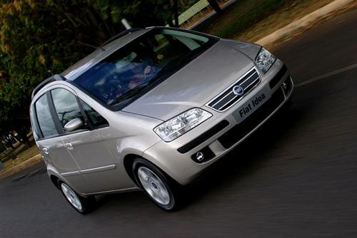Fiat lanzó una nueva versión del Fiat Idea, con motor Fire 1.4 de 82 CV