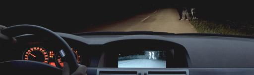 Vision Nocturna en BMW – (BMW Night Vision)