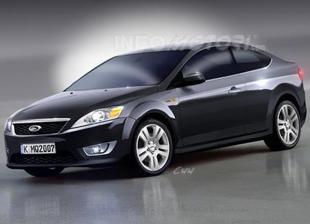 Ford Focus Coupe para el 2009 ?