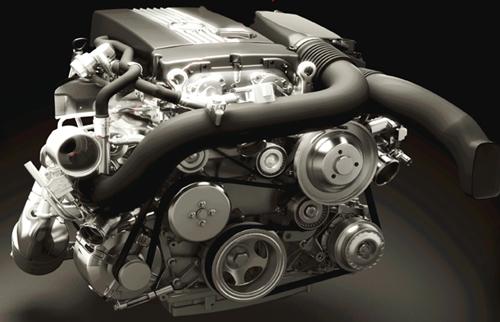 Mercedes-Benz presenta el futuro del motor de gasolina…