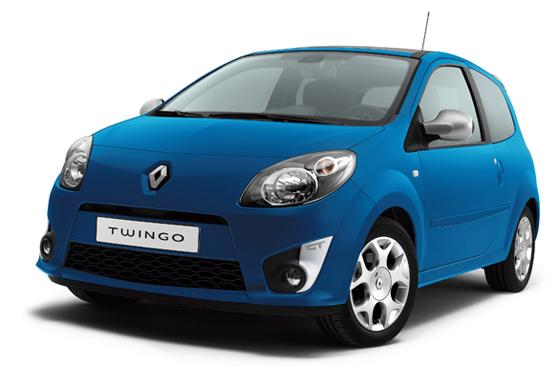 Nuevo Renault Twingo – Cuatro estrellas en EuroNCAP