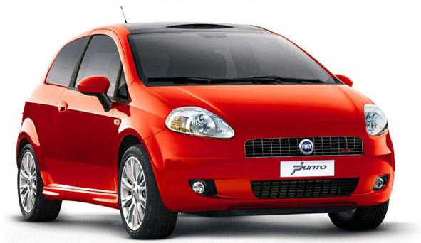 Fiat Punto, éxito para el 2008