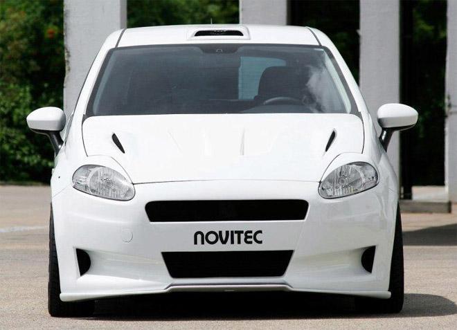 Novitec Fiat Grande Punto X-Uno, tuning de alto estilo