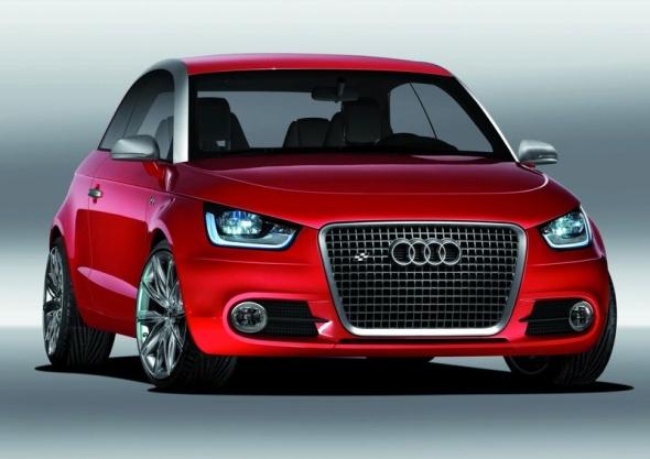 Audi Metroproject Quattro – Nuevo Prototipo