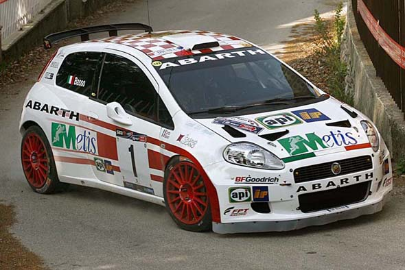 Fiat Grande Punto Abarth – Rally
