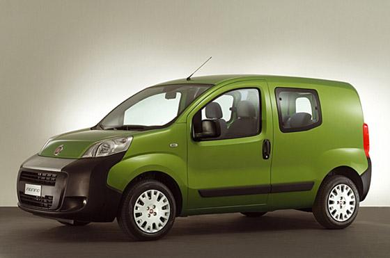 Fiat Fiorino 2008, un éxito renovado