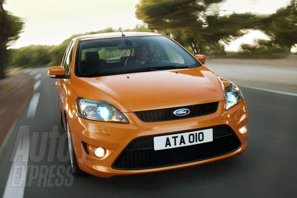 Ford Focus ST 2008 – salida oficial