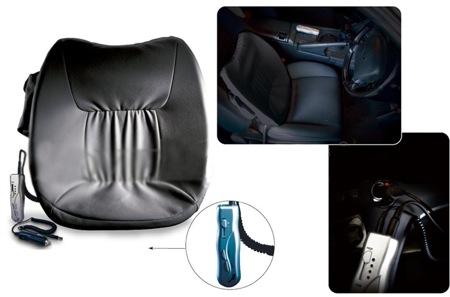 Lo que faltaba en tu automovil, asiento masajeador erótico …