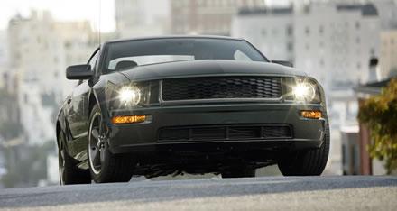 Ford Mustang Bullitt 2008, lanzamiento oficial