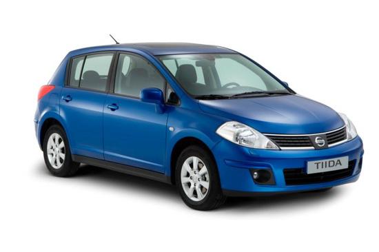 Nissan Tiida anunciado en Argentina a partir de Noviembre