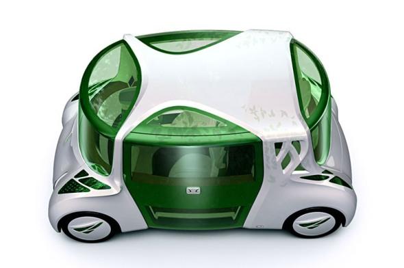 Toyota RiN Concept – Respira Naturaleza