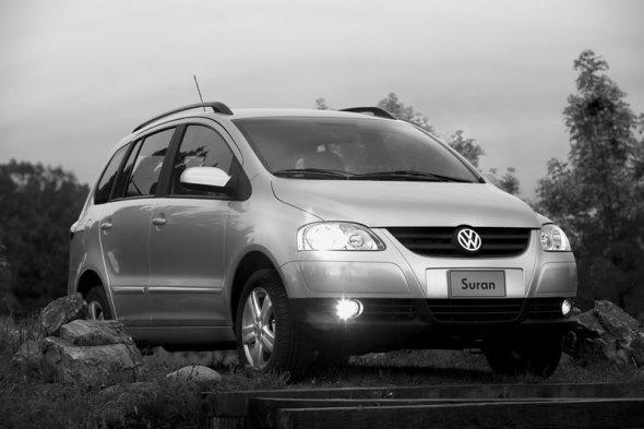 Nuevo Volkswagen Suran 2008