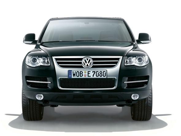 Nuevo Volkswagen Touareg – Off-road