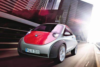 Nuevo BMW Isetta, el retorno de una leyenda