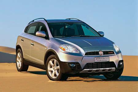 Fiat Bravo Cross