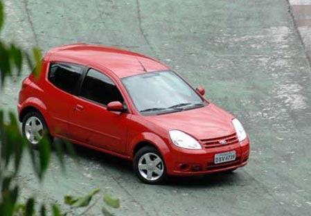 Nuevo Ford Ka, lanzamiento 2008