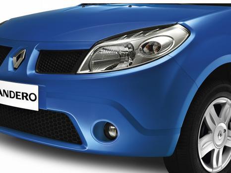 Renault Sandero en el Mercosur