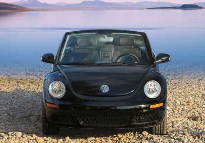 Beetle Cabrio 2008
