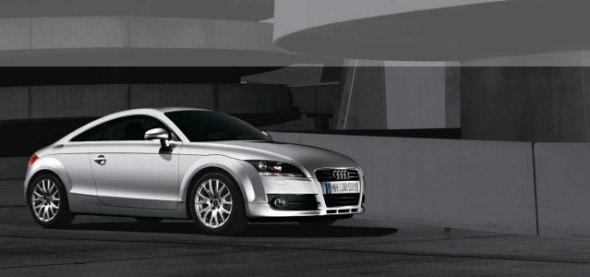 Nuevo Audi TT Coupé