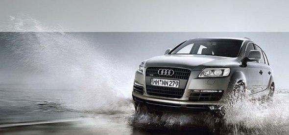 Audi Q7 V8 4.2 FSI