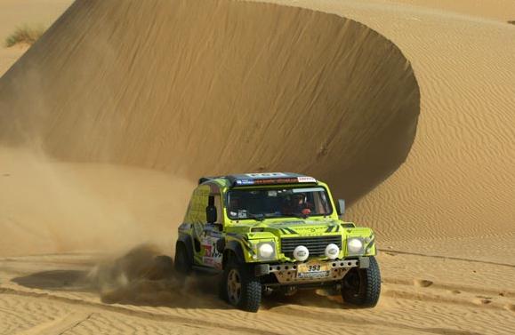 Rally Dakar 2009 en Argentina y Chile