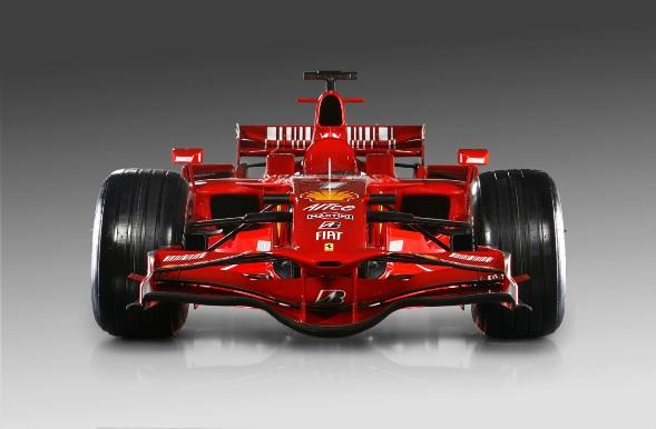 Ferrari 2008, el F2008