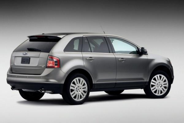 Ford Edge — Mundoautomotor