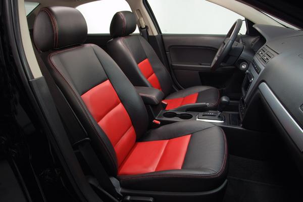 Ford Fusion Sport Mundoautomotor