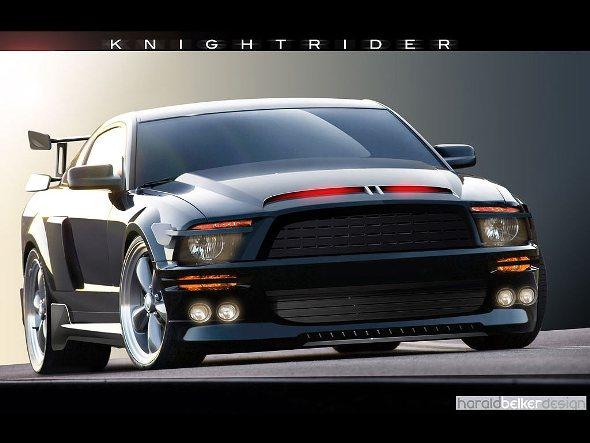 Ford Shelby GT 500 KR – El nuevo auto Fantástico