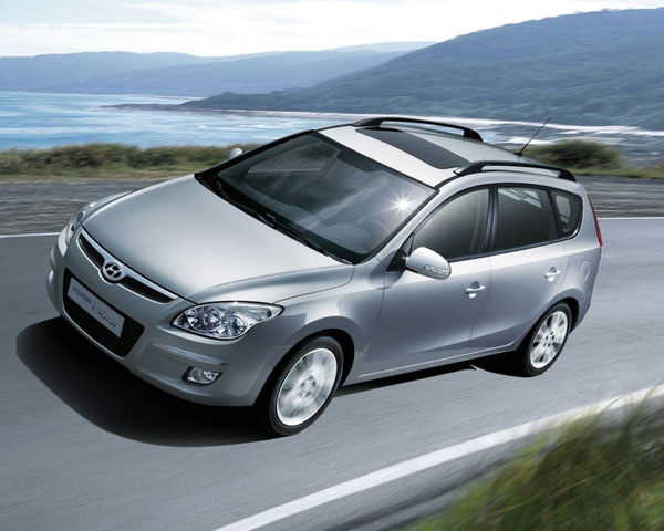 Hyundai i30 CW, crossover familiar