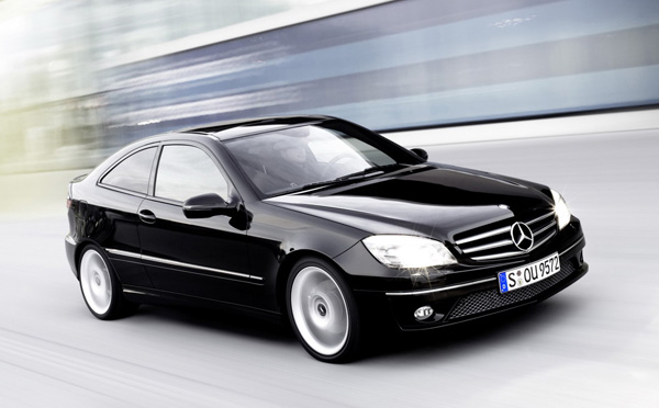Mercedes Benz CLC