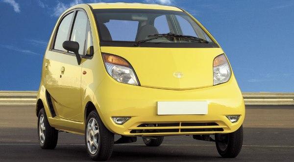 El auto mas barato del mundo, Tata Nano