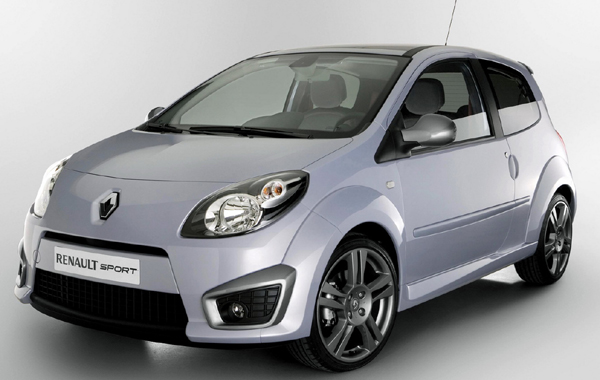 renault twingo rs sport mundoautomotor. Black Bedroom Furniture Sets. Home Design Ideas