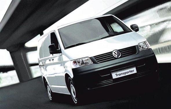Nuevo Volkswagen Transporter 2008