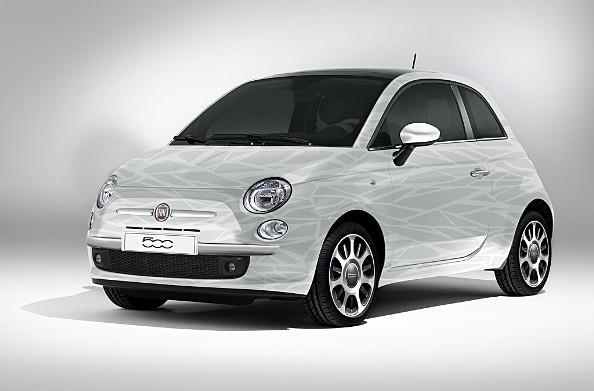 Fiat 500 Aria – Concept