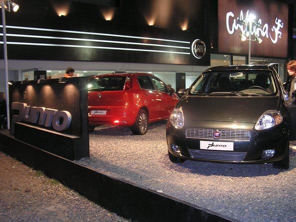 Fiat en la Costa Atlántica 2008