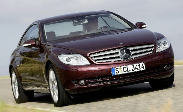 Mercedes Benz CL500 4Matic