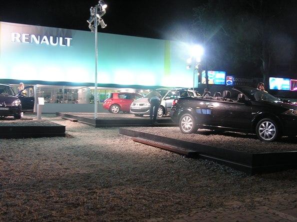 Renault en la Costa Atlántica 2008