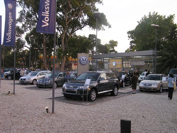 Volkswagen en Pinamar