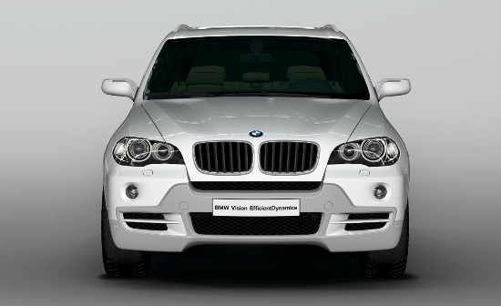 BMW X5 Hybrid Vision Efficient