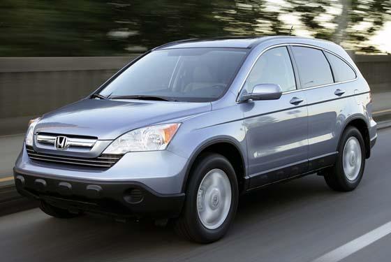 Honda CR-V, especificaciones interior y seguridad