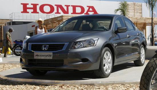 Honda Accord 2008 Sedán y Tourer