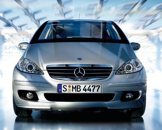 Mercedes Benz Clase A 2008