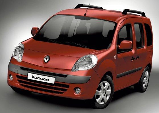 Renault Kangoo 2008 –  Equipamiento