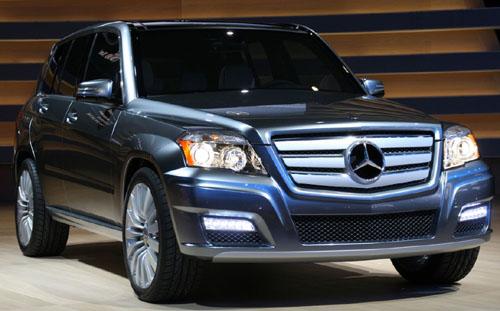 Mercedes-Benz: GLK Townside y GLK Freeside