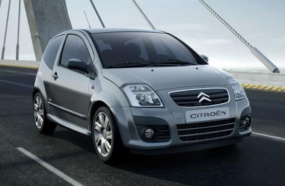 Citroen C2 2008