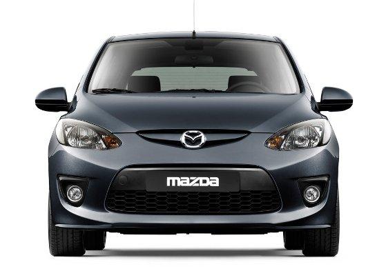 Mazda 2, 5 Puertas