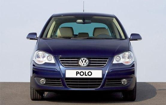 Volkswagen Polo 2008 – Llega a Chile