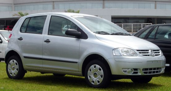 Volkswagen Fox – Llamado a revisión en Brasil